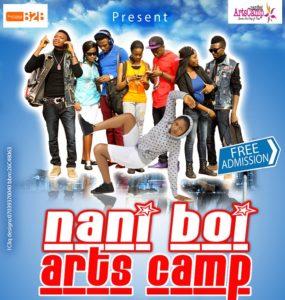 Nani Boi Arts Camp