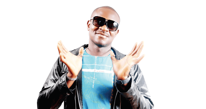 New Telegraph: Nani Boi holds novelty match for entertainers and Police officers