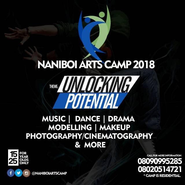 Nani Boi Arts Camp 2